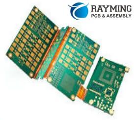 flex-Rigid printed circuit board