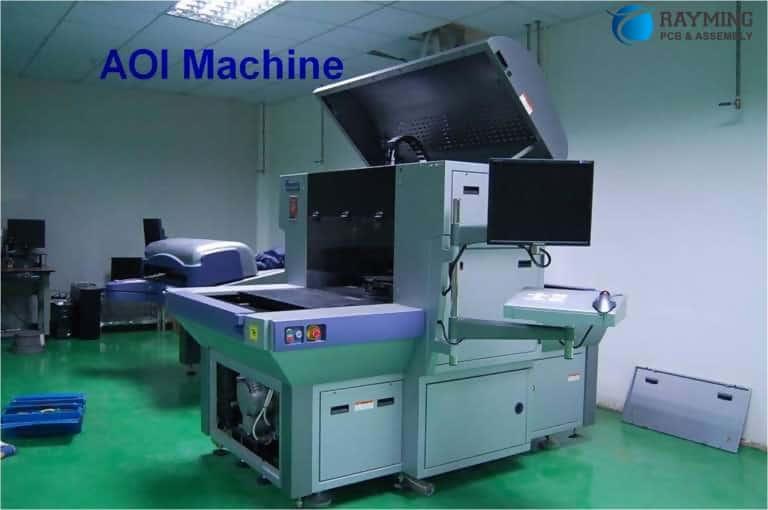 AOI machine