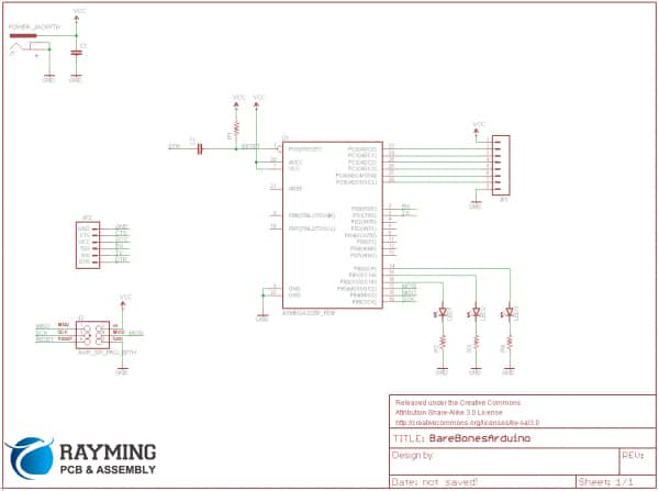 final schematics