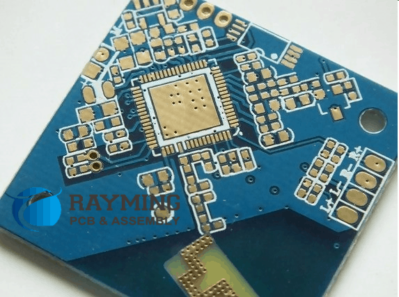 PCB Manufacturing with Immersion Gold-ENIG Surface Finish