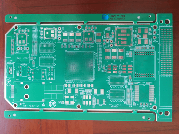 High Profile 5G PCB developed