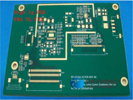 Different High Tg PCB Material and its Applications