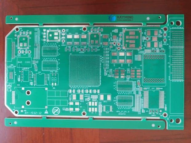 High Profile 5G PCB developed
