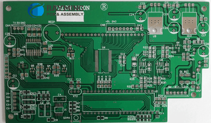The Multi-layers High Glass Transition (TG) Printed Circuit Boards Manufacturer