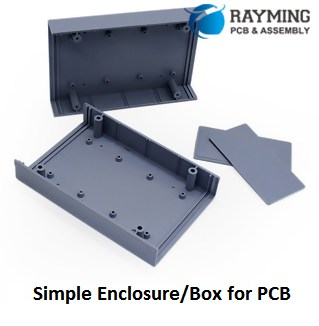 Simple box for PCB