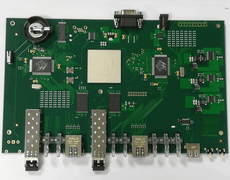 PCB Assembly Control Board