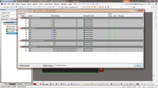 4 layer RF PCB stackup