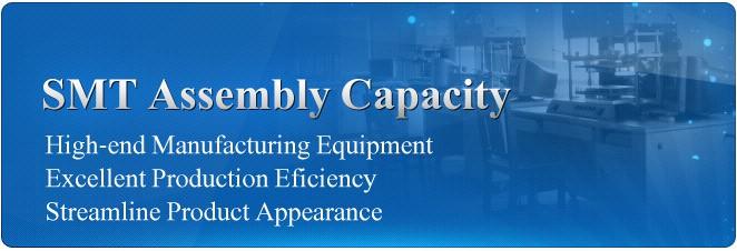 SMT Assembly Capacity