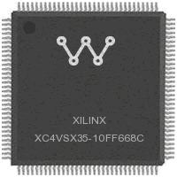 Xilinx XC4VLX25-10FF668C