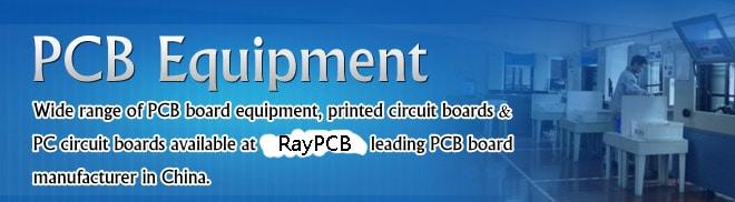 RayPCB PCB Enquipments