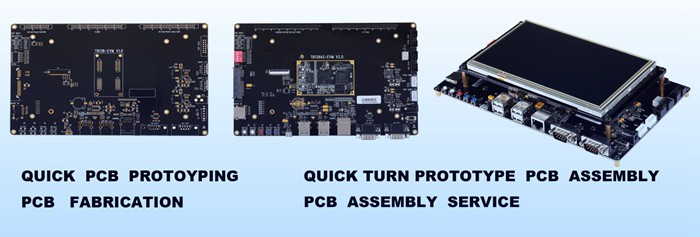 Quick Turn PCB Assembly