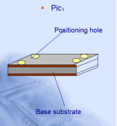 Outer Layer Drilling