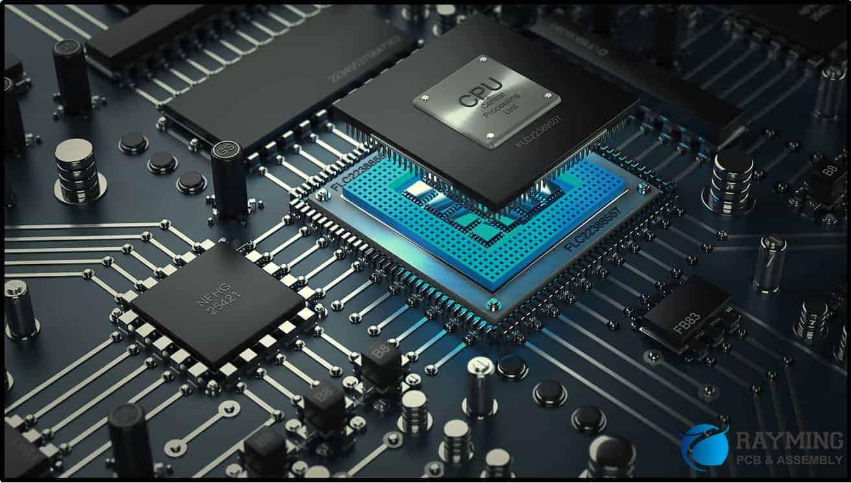 Miniature Size Multilayer PCB