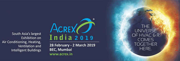 2019 The 20th India HVAC & R Exhibition