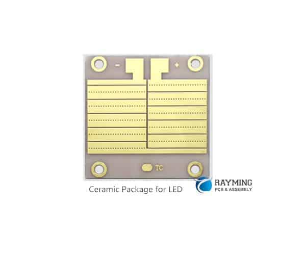 Ceramic Package for LED