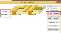 altium 4 layer board