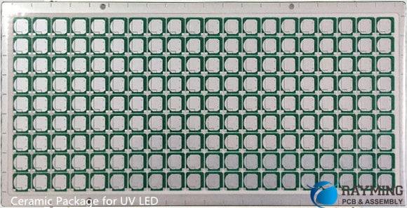 Ceramic Package for UV LED