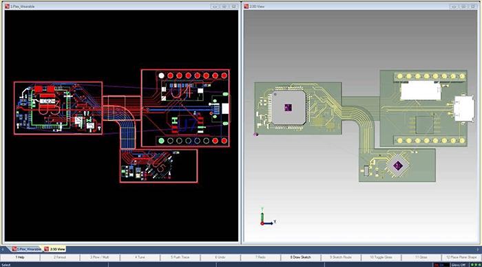 Flex-Rigid PCB Electronic Engineer
