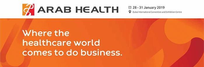 2019 the 44th Arab International Medical Equipment Exhibition