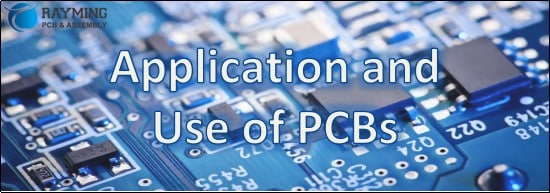 Application and Use of PCBs
