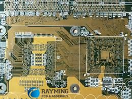 Surface Finish Techniques of PCB's