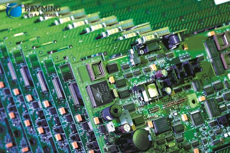The Services of Manufacturing Electronics