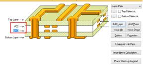 kicad 4 layer pcb