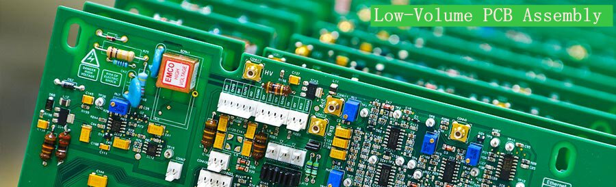 Low-Volume PCB Assembly