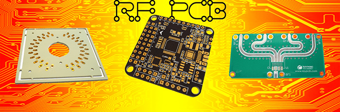 HF PCB Process and Material Selection Examples