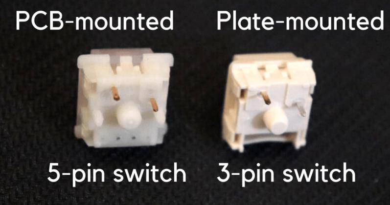 PCB Mounted Switches vs Plate Mounted.