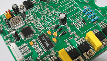 Figure 1 A simple Printed Circuit Board