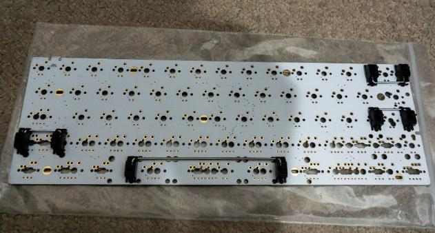 keyboard circuit board