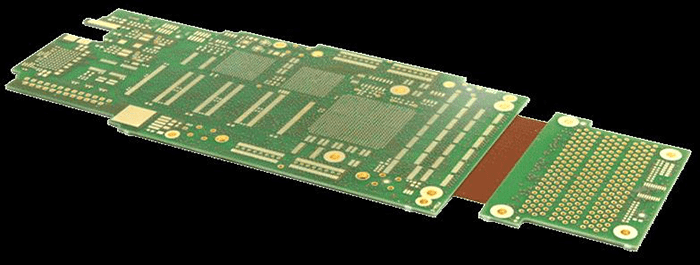 Flexible and Rigid Printed Circuit Board