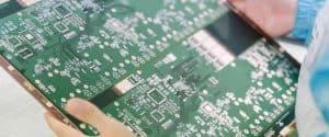 Advanced PCB 14 layers board