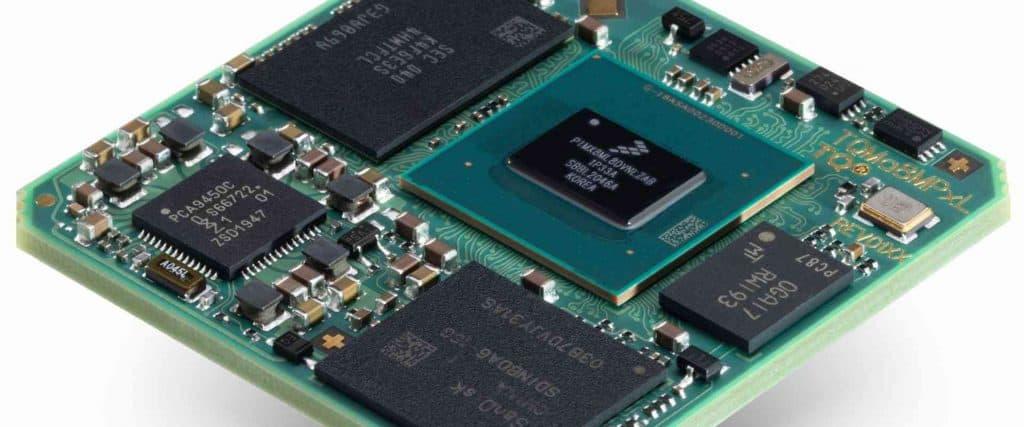 Embedded PCB