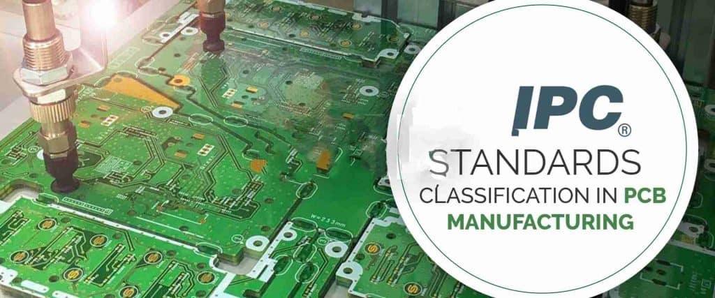 PCB IPC standards