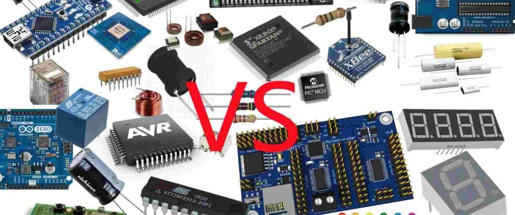 Active Components VS Passive Components