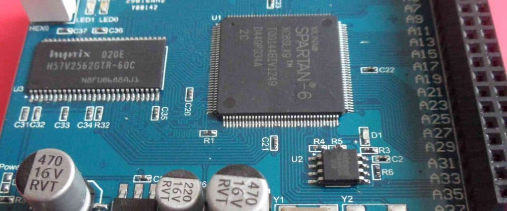 Xilinx XC6SLX16-3CSG324i