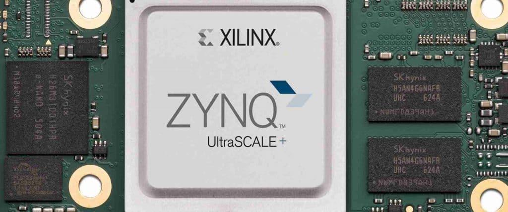 Xilinx XC7Z020-1CLG484i